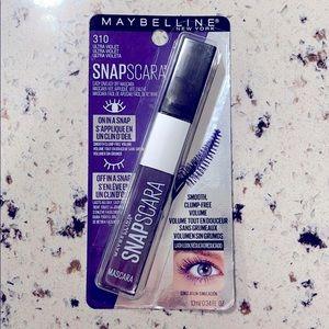❤️NEW!❤️ Bundled of 5 Mascaras Maybelline Violet.
